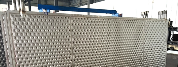 激光换热板的构造以及每个构件的作用是什么